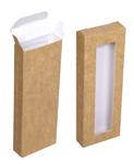 038х013х108 Картонная коробка с прозрачным окном_Пко
