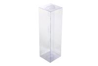 045х045х155 Прозрачная цельнокроенная коробка_Пп