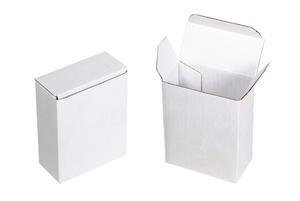 Коробки картонные ; x 60 x 30 мм