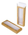 060х016х167 Картонная коробка с прозрачным окном_Пко