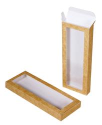 Коробки с окном ; x 60 x 16 мм