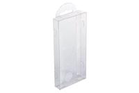 065х015х135 Коробка прозрачная с еврослотом_Чп