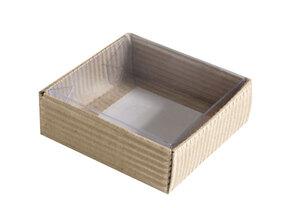 Коробки с прозрачной крышкой ; x 70 x 70 мм