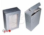 070х035х105 Коробка из микрогофрокартона с прозрачным окном_Пмо