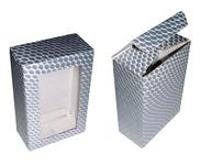 070х035х105 Коробка из микрогофрокартона с окном_Пмо