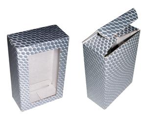 Коробки с окном ;51; x 70 x 35 мм