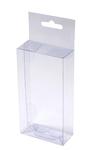 075х035х145 Коробка прозрачная с еврослотом_Пп