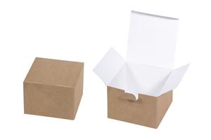 Коробки картонные ; x 75 x 75 мм