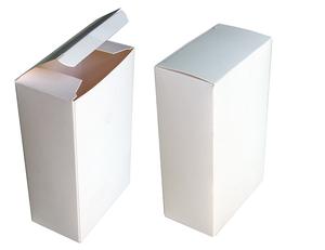 Коробки картонные ;22; x 76 x 43 мм