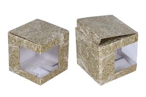 Коробки с окном ;22; x 74 x 74 мм