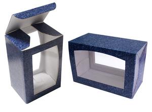 Коробки с окном ;12; x 80 x 60 мм