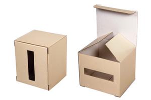 Коробки картонные ;33; x 80 x 80 мм