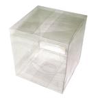 086х086х112 Коробка прозрачная  со вставкой под шар диаметром 85 мм_ПпЛп_МОС