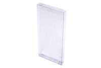 090х015х205 Прозрачная цельнокроенная коробка_Пп