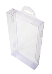 090х022х160 Коробка прозрачная с евро-слотом_Пп