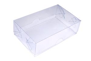 Пластиковая коробка с крышкой