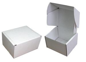 Коробки картонные ; x 90 x 80 мм