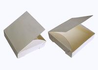 095х095х030 Цельнокроенная коробка из картона_Чк