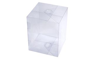 Коробки пластиковые ;33;8; x 100 x 100 мм
