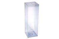 100х100х320 Прозрачная цельнокроенная коробка_Пп