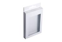 105х020х150 Коробка картонная с прозрачным окном_Пко