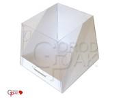 105х105х100 Ткп, коробка подарочная для торта
