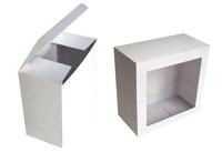 112х057х105 Коробка из картона с прозрачным окном_Пко