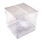 113х113х120 Коробка прозрачная со вставкой под шар диаметром 112 мм_Пп