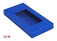 115х025х230 Коробка из картона с прозрачным окном_Пко