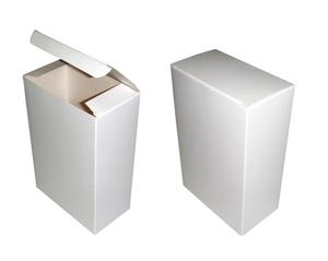 Коробки картонные ; x 30 x 15 мм