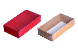 Коробки с прозрачной крышкой ; x 120 x 60 мм