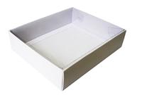 120х100х30 Коробка с прозрачной крышкой внутрь_Ткп