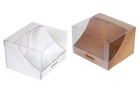 120х105х080 Коробка для пирожного_Тмп трапеция_МОС