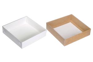 Картонные упаковки для конфет