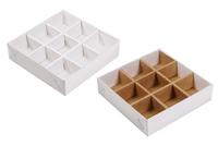 120х120х030 ТкпЛк : Коробка для конфет