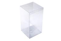 120х120х220 Прозрачная цельнокроенная коробка_Пп