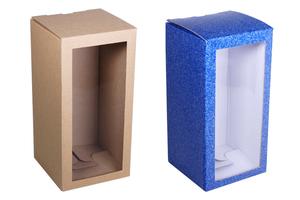 Коробки с окном ; x 120 x 120 мм