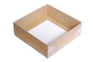 Коробки с прозрачной крышкой ; x 123 x 119 мм