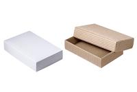 125х080х025 Коробка с картонной крышкой_Ткк