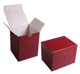 126х126х161 Коробка c боковой склейкой_Пм