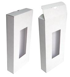 Коробки с окном ;60;5; x 130 x 35 мм