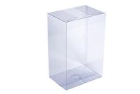 130х090х195 Прозрачная цельнокроенная коробка_Пп