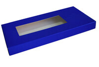 130х025х270 Коробка картонная с прозрачным окном_Пко
