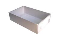 130х080х035 Коробка, прозрачная крышка снаружи_Ткп