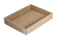135х100х025 Коробка, прозрачная крышка снаружи_Ткп
