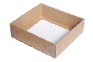 Коробки с прозрачной крышкой ; x 135 x 123 мм