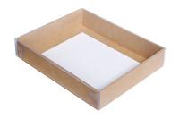 137х110х027 Коробка с прозрачной крышкой_Ткп