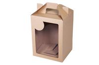 140х120х200 Коробка со встроенной ручкой и окном_ПРмо