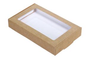 Коробки с окном ; x 150 x 95 мм