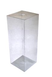 Коробки пластиковые ;21; x 150 x 150 мм